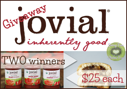 Colleen Jovial Food Giveaway 1of10