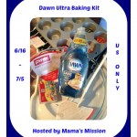 dawn ultra baking kit button