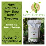 Nami-Naturals-Raw-Shea-Butter-Giveaway-August-21-September-4