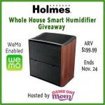 HolmesHumidifierGiveaway