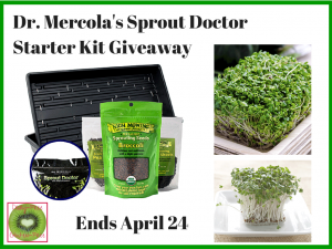 Dr. Mercola's Sprout Doctor Starter Kit