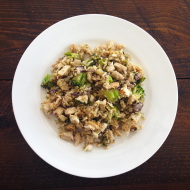 Organic Chicken & Quinoa Salad #1