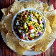 colorful corn salsa 1