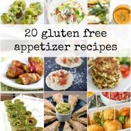Gluten Free Appetizers Recipes