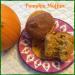 Pumpkin Muffins with Nancy's Cultured Soy Yogurt