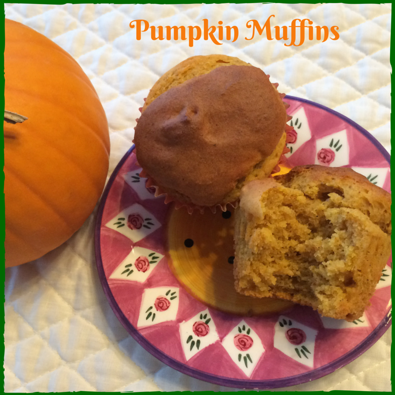 Pumpkin Muffins with Nancy's Cultured Soy Yogurt - My DairyFree ...