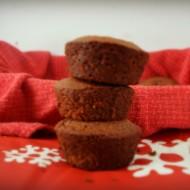 Gingerbread Muffins Gluten-Free Vegan