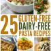 25 Gluten-Free Dairy-Free Pasta Recipes