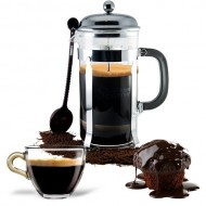 Coffee Made with a French Press and Giveaway