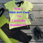 $200 CariLoha Gift Card  Bamboo Fit Yoga Giveaway