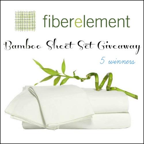 FiberElement Giveaway