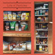 My Pantry and Freezer Staples: Dairy-Free and Gluten-Free
