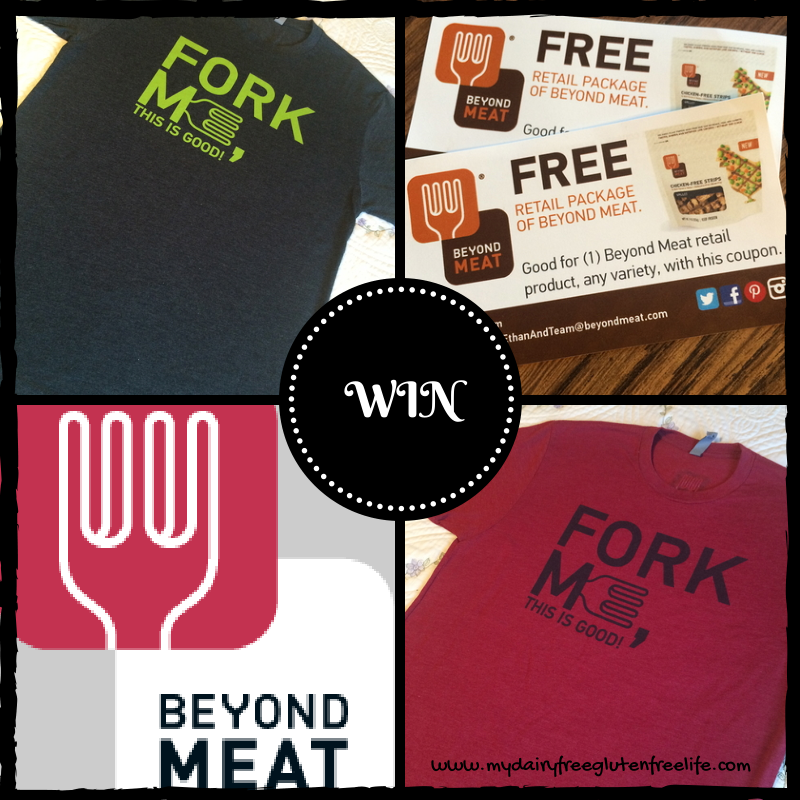 Beyond Meat Free Product & T-Shirt Giveaway