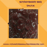 Boysenberry Barbeque Sauce