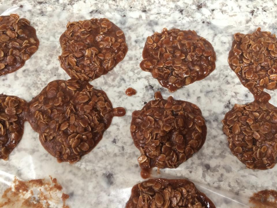 No Bake Chocolate Cookies: Gluten-Free, Dairy-Free, Nut-Free