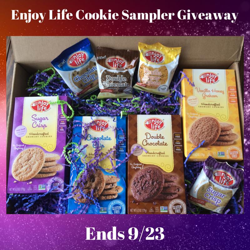 Enjoy Life Cookie Sampler Giveaway
