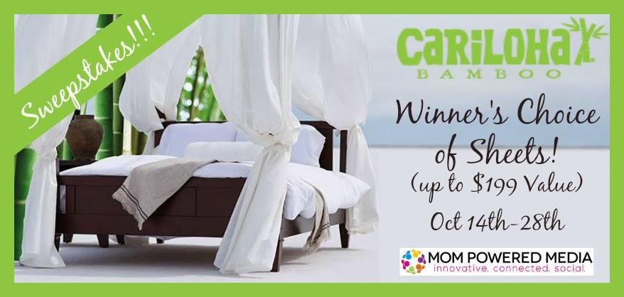 Cariloha Bamboo Sheets Event