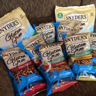 Snyder's of Hanover partners with Celiac Disease Foundation #SOHGlutenFree