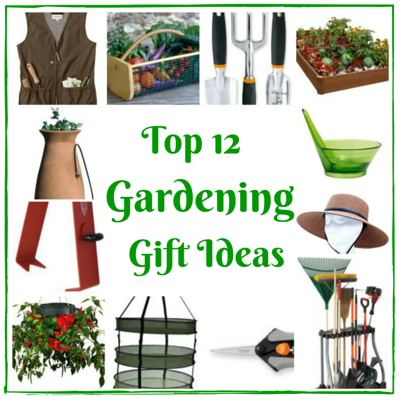 Top 12 Gardening Gift Ideas for Earth Day Mothers Day or just
