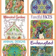 100 Coloring Books for Adults
