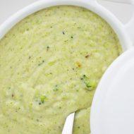 Dairy & Gluten Free Vegan Broccoli Soup