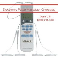 Electronic Pulse Massager Giveaway by TruMedic