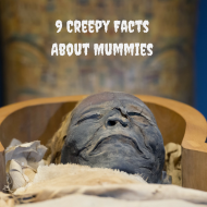 9 Creepy (But Cool!) Facts About Mummies