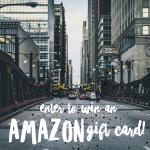 $300 Amazon Gift Card Giveaway