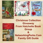Hatchette Group 4 Book Christmas Collection Giveaway