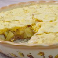Quick Apple Cobbler Cake Dairy and Gluten Free