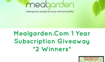 Give The Gift Of Meal Planning With Mealgarden *2* Winners 12/20