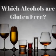 Which Alcohols are Gluten Free?