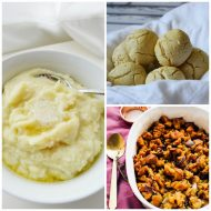 20 Vegan & Gluten Free Easter Side Dishes