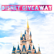 $500 Disney Gift Card Giveaway