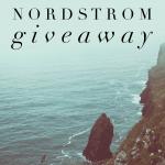 $200 Nordstom Gift Card Giveaway