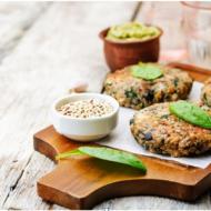 World's Yummiest Vegan, Gluten-Free Quinoa Burger Recipe